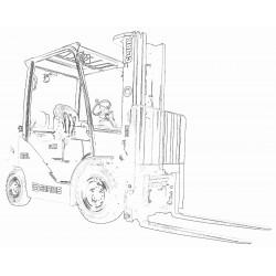 Location chariot diesel